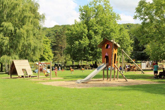 Spielplatz im Sauerpark